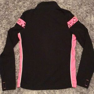 Justice Jackets & Coats - Justice athletic zip-up jacket. Girls size 10